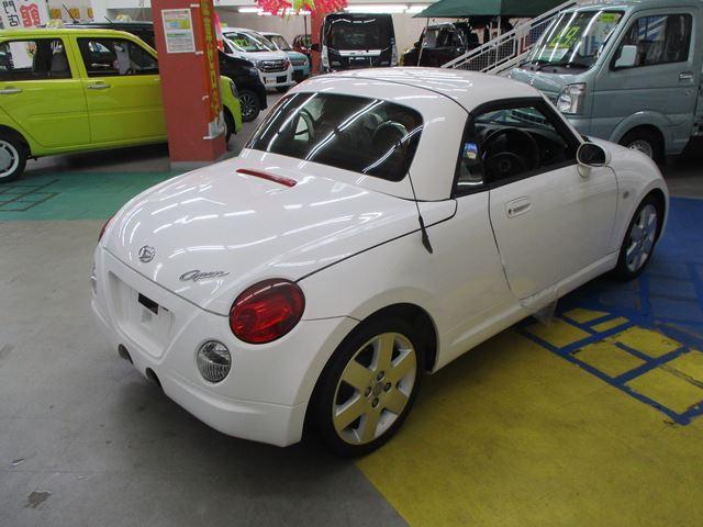 「ダイハツ」「コペン」「オープンカー」「北海道」の中古車2