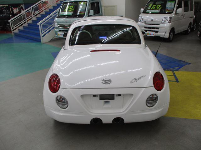 「ダイハツ」「コペン」「オープンカー」「北海道」の中古車7