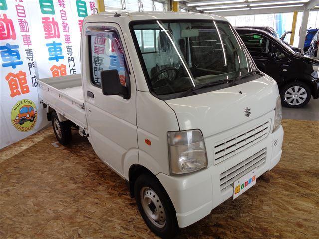 KC マニュアル車 4WD(4枚目)