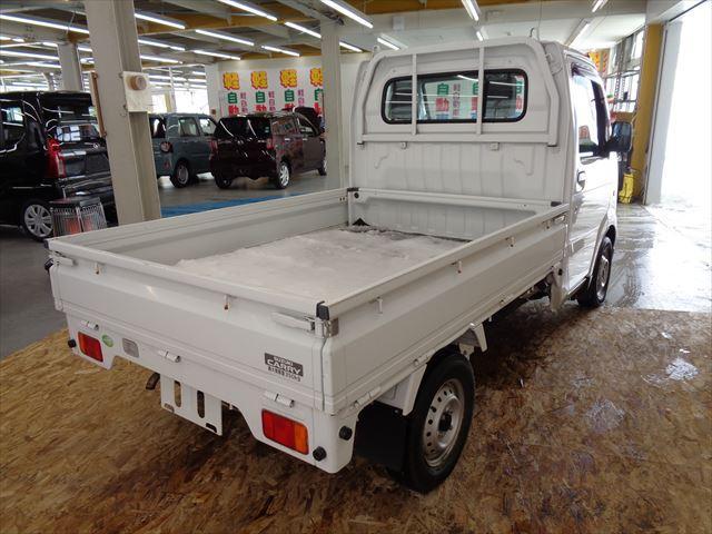 KC マニュアル車 4WD(5枚目)