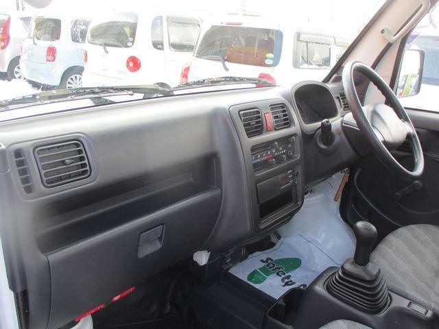 KC マニュアル車 4WD(13枚目)