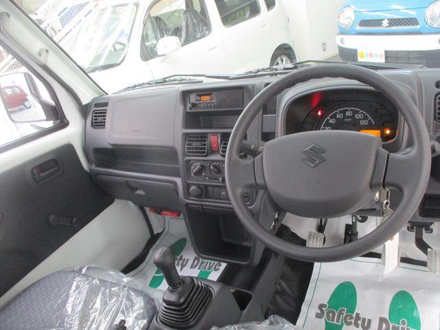 KC マニュアル車 ABS 4WD(4枚目)
