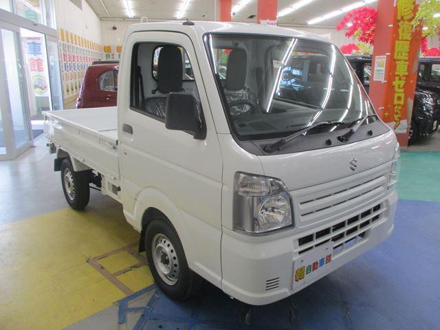 KC マニュアル車 ABS 4WD(5枚目)