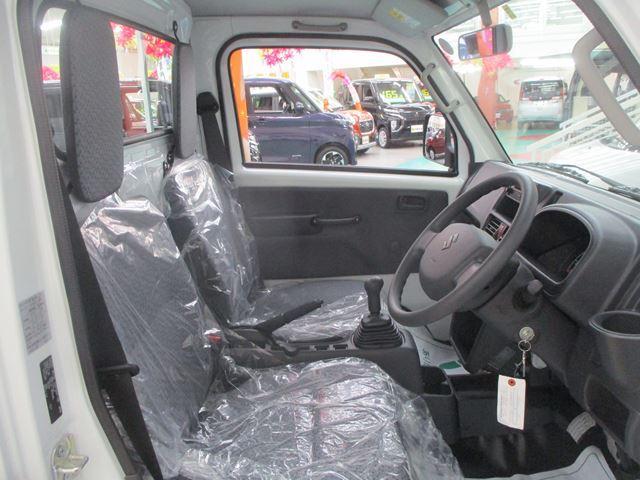 KC マニュアル車 ABS 4WD(8枚目)
