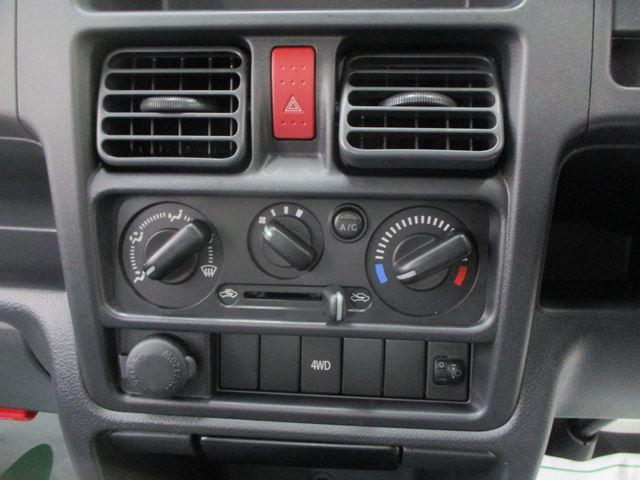 KC マニュアル車 ABS 4WD(10枚目)