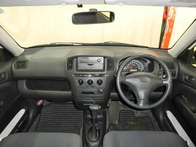 トヨタ プロボックスバン DXコンフォートパッケージ 4WD キーレス エアコン