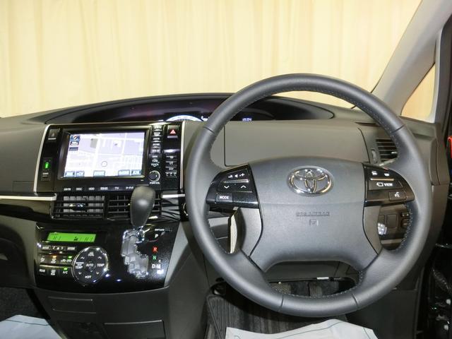トヨタ エスティマ アエラス プレミアムエディション 4WD 寒冷地仕様
