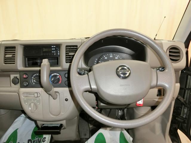 DX 4WD エアコン パワステ キーレス 社外スターター(15枚目)