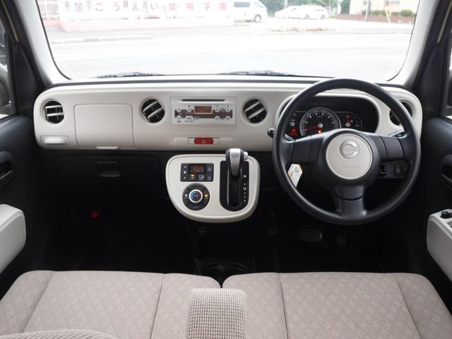 ダイハツ ミラココア ココアX 4WD スマートキー アイドリングストップ 禁煙車