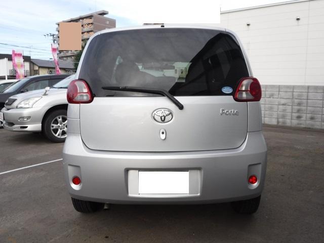 トヨタ ポルテ 150iGパッケージ助手席リフトアップシート 三愛1年保証付