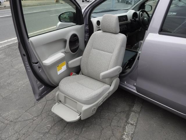 トヨタ パッソ X4WDウェルキャブ 助手席リフトアップ仕様 三愛1年保証付