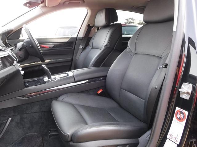 BMW BMW 750Li 革 サンルーフ 純正OP21インチアルミ