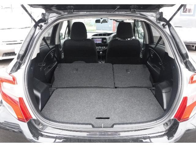 トヨタ ヴィッツ 1.3F LEDエディション 4WD プッシュスタート