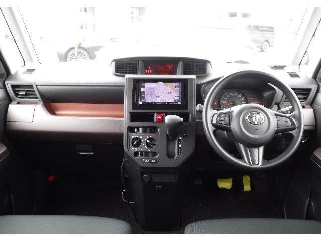 トヨタ ルーミー X 4WD 片側電動スライドドア バックカメラ ナビ ETC