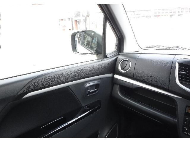 スズキ ワゴンRスティングレー X 4WD スマホ連動ナビ装着車 ブレーキサポート 純正ナビ