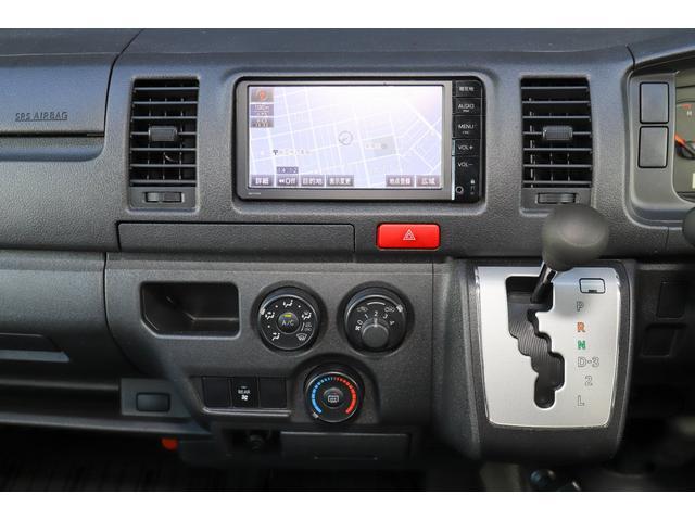 ロングDX 4WD 純正SDナビ ワンセグTV バックカメラ ビルトインETC リアヒーター(5枚目)