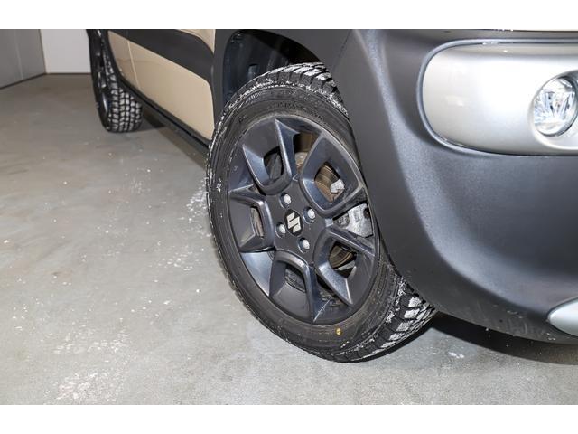 ハイブリッドMZ 4WD 社外ナビ ワンセグ バックカメラ ETC 衝突軽減サポート Iストップ グリップコントロール ダウンヒルアシスト クルコン レーンキープ リアセンサー シートH LED 純正AW 夏冬タイヤ(27枚目)