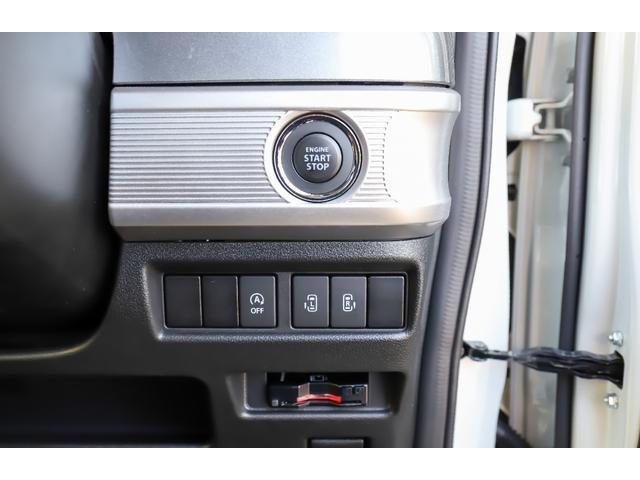 ハイブリッドXZ 4WD レンタアップ 社外メモリーナビ ワンセグTV ETC 衝突軽減サポート Iストップ シートH ミラーH 両側パワスラ レーンアシスト リアソナー LEDライト・フォグ ルーフレール 純正AW(5枚目)