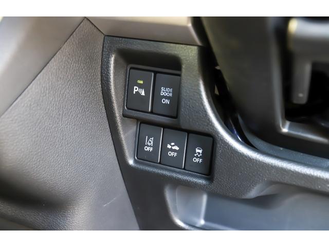 ハイブリッドXZ 4WD レンタアップ 社外メモリーナビ ワンセグTV ETC 衝突軽減サポート Iストップ シートH ミラーH 両側パワスラ レーンアシスト リアソナー LEDライト・フォグ ルーフレール 純正AW(6枚目)