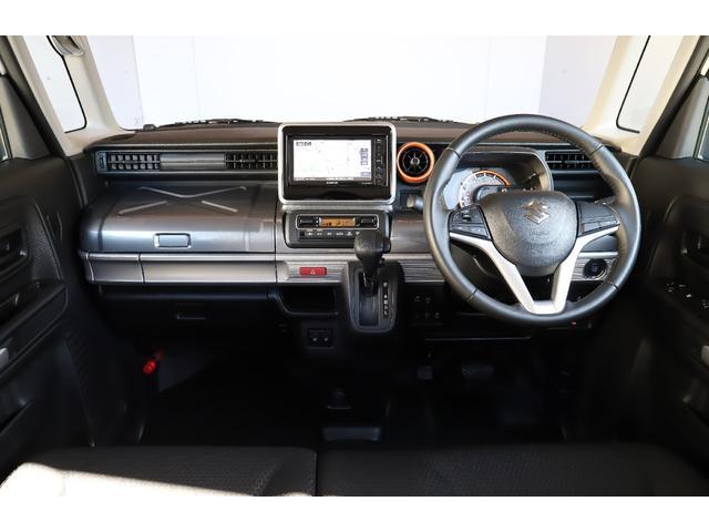 ハイブリッドXZ 4WD レンタアップ 社外メモリーナビ ワンセグTV ETC 衝突軽減サポート Iストップ シートH ミラーH 両側パワスラ レーンアシスト リアソナー LEDライト・フォグ ルーフレール 純正AW(12枚目)