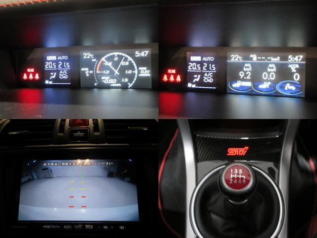 STI 6MT DCCD 18AW LEDヘッドライト(11枚目)