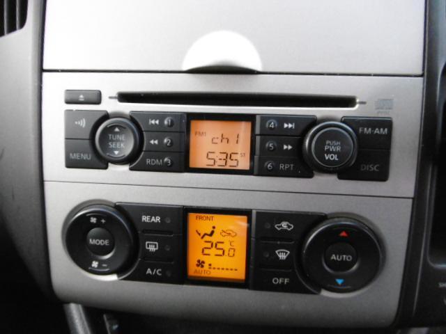 日産 セレナ 20RX 4WD