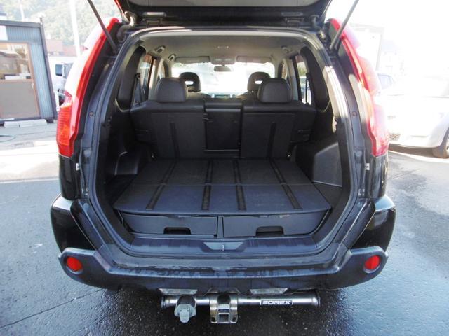 日産 エクストレイル 25X 4WD 1年間走行距離無制限無料保証付