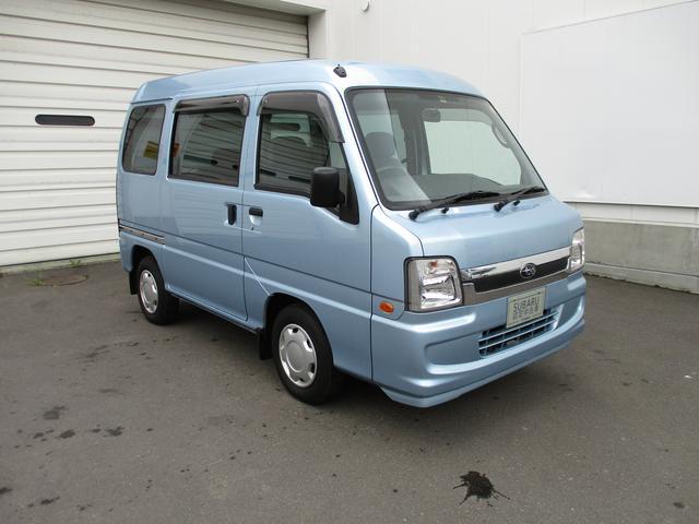 「スバル」「サンバーディアス」「コンパクトカー」「北海道」の中古車8