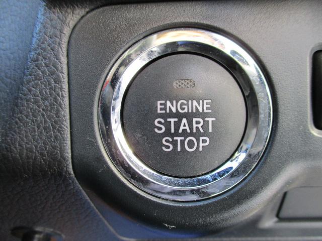 アクセスキーを携帯して、プッシュエンジンスイッチを押せばエンジン始動!