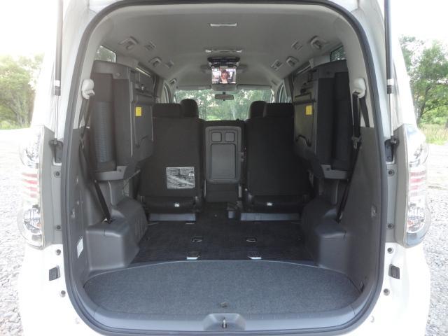 トヨタ ヴォクシー ZS 4WD HDDナビTV バックモニター 両側Pスライド