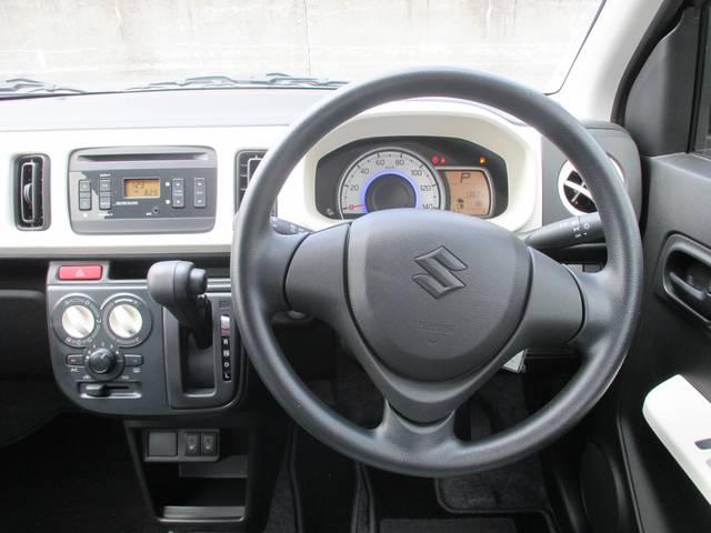 スズキ アルト L 4WD HID キーレス 冬タイヤ付