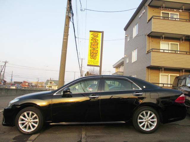 トヨタ クラウン 3.0ロイヤルサルーンi-FourアニバED 本革エアシート