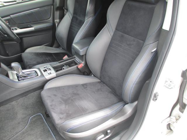 内装画像:シートコンディションも良好で綺麗な内装!前席はパワーシートです!!