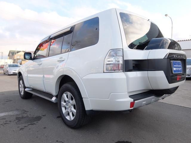 「三菱」「パジェロ」「SUV・クロカン」「北海道」の中古車4