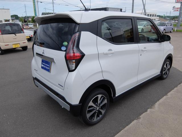 「三菱」「eKクロス」「コンパクトカー」「北海道」の中古車3