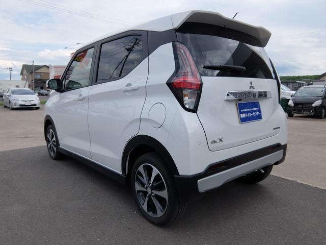 「三菱」「eKクロス」「コンパクトカー」「北海道」の中古車4