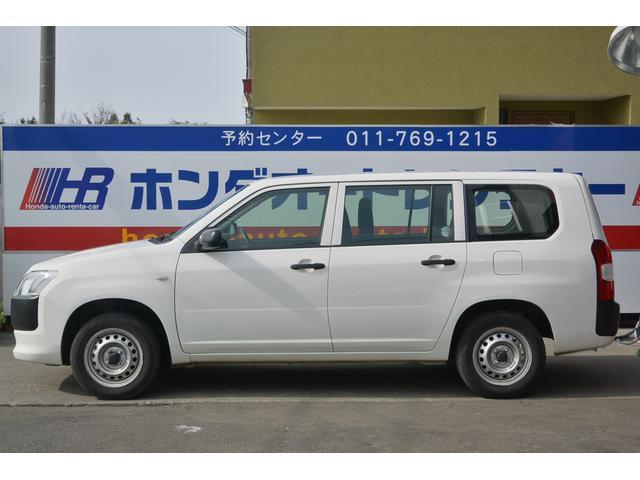 トヨタ プロボックス DXコンフォート 4WD フルセグナビ ETC キーレス