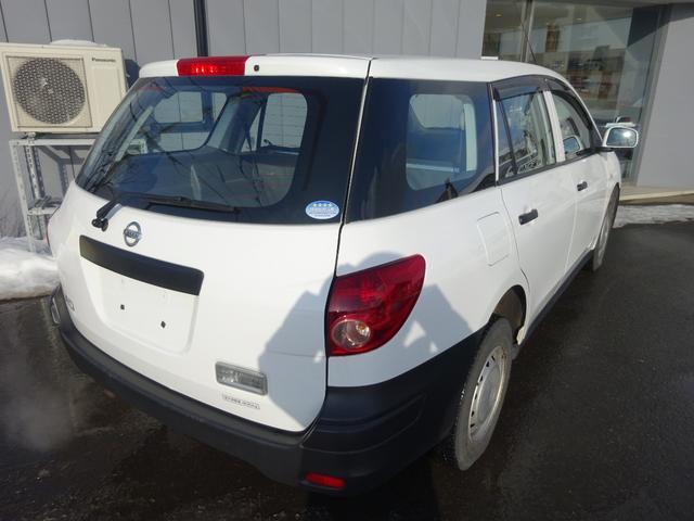 「日産」「AD-MAXバン」「ステーションワゴン」「北海道」の中古車6