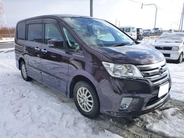 「日産」「セレナ」「ミニバン・ワンボックス」「北海道」の中古車4