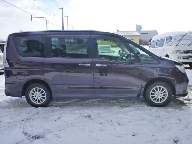 「日産」「セレナ」「ミニバン・ワンボックス」「北海道」の中古車5