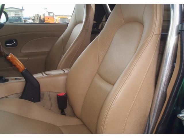 マツダ ロードスター RS オーリンズ車高調装着 Web Tuned 革シート