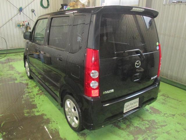 マツダ AZワゴン FX-Sスペシャル 4WD 夏冬タイヤ付