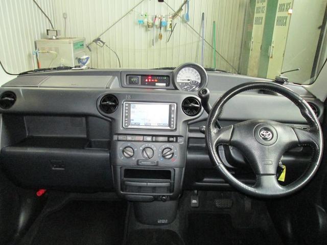 トヨタ bB S Xバージョン 4WD エンスタ ナビ 夏冬タイヤ付