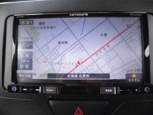 ダイハツ タント L SAIII 4WD 社外ナビ ETC