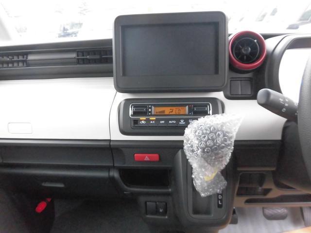 スズキ スペーシア ハイブリッドG 4WD フルオートエアコン スマートキー