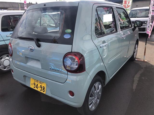 L 4WD セラミックグリーンメタリック CVT(6枚目)