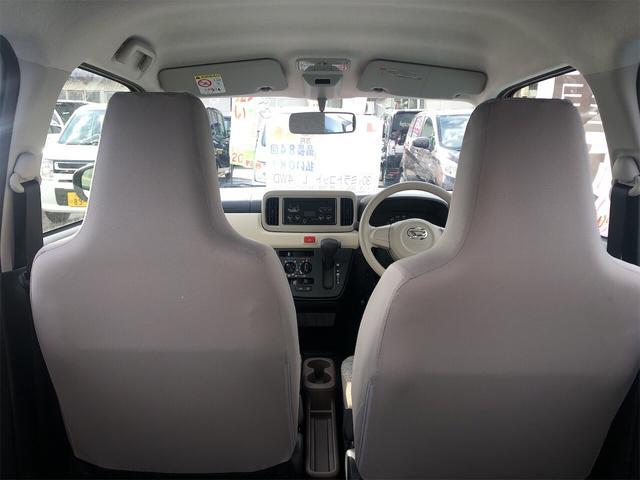 L 4WD セラミックグリーンメタリック CVT(8枚目)