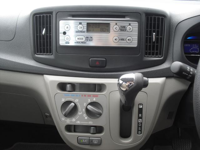 ダイハツ ミライース Xf 4WD CVT グー鑑定書付