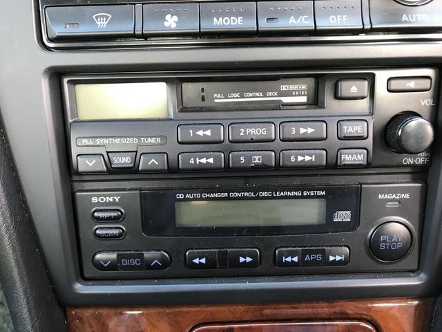 日産 ローレル 25クラブS FOUR 4WD CD カセット エアコン