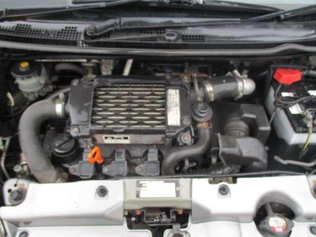 ホンダ ライフ F エアロプレミアムターボ 4WD キーレス
